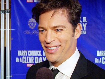 Celebrate the On a Clear Day Opening Night with Harry Connick Jr. and Starry Guests