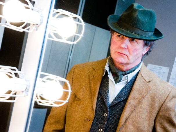 Exclusive Photos! War Horse Author Michael Morpurgo Joins the Cast for Matinee Performance