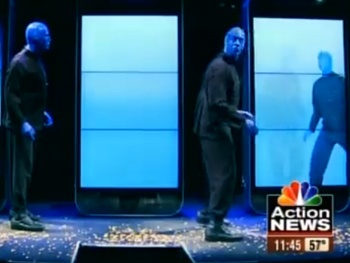 Watch the Stars of the Blue Man Group National Tour Discuss How They Keep the Show Fresh