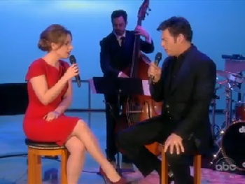 Watch Harry Connick Jr. and Jessie Mueller Sing a Jazzy On a Clear Day Medley on The View