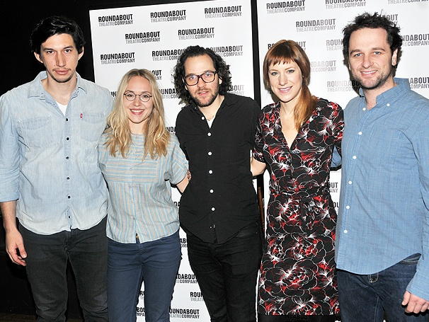Meet Matthew Rhys and the Cast of Off-Broadway's Look Back in Anger