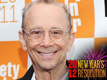 Double Tony Nods Were a Definite 2011 Highlight for Anything Goes Star Joel Grey