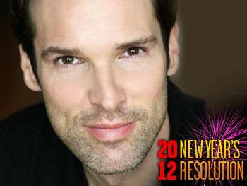 Phantom Star Hugh Panaro Makes Promises to His 'Peeps' for 2012
