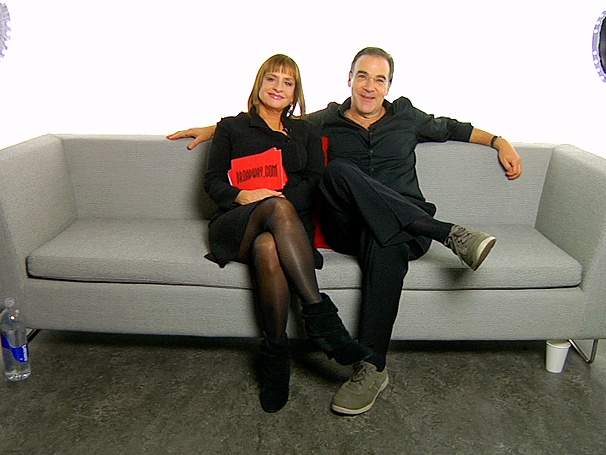 Double the Trouble, Double the Fun: Patti LuPone and Mandy Patinkin Dish on Evita, Sunday and Sondheim