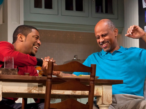 Stick Fly's Ruben Santiago-Hudson on August Wilson's Legacy and Why Real Actors Love New York
