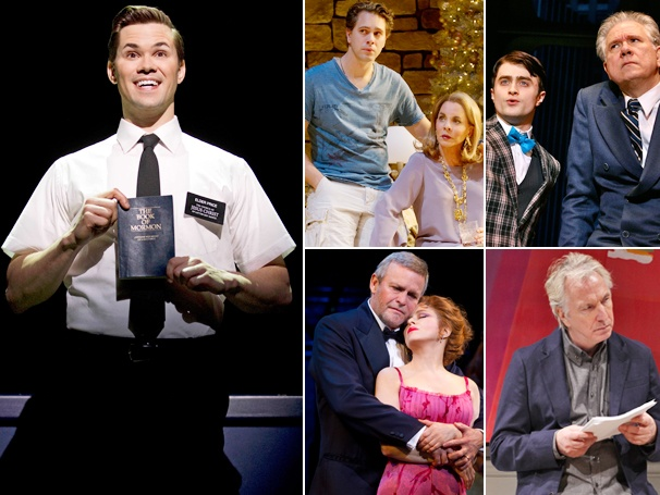 Broadway.com's Picks for the Top Five Shows of 2011