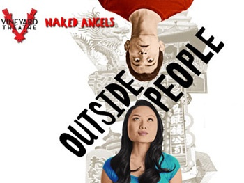 Worlds Collide as Outside People Opens at the Vineyard Theatre