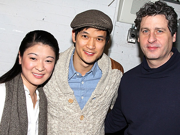 Glee Star Harry Shum Jr. Checks Out Chinglish on Broadway