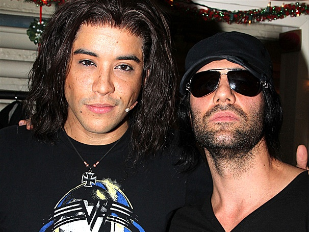 Criss Angel Makes a Magical Appearance at Rock of Ages