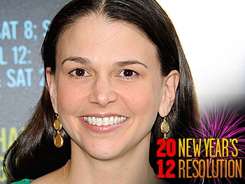 Anything Goes Star Sutton Foster Swears She'll Take it Slow in 2012