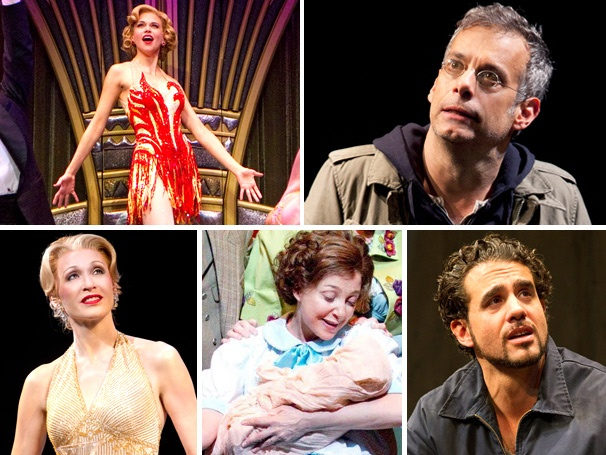 A Showgirl, a Motherf**ker & More: Five Unforgettable Performances of 2011