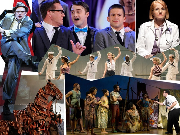 10 Showstopping Scenes of 2011: Singing, Dancing and Flying Moments That Left Us in Awe