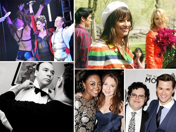 Click! Nudity, Celebs, Mormon and Danny Burstein Top Our Most-Viewed Photo Ops of 2011