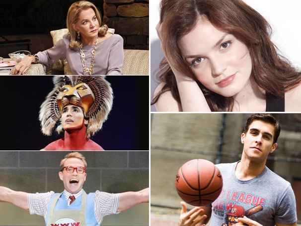 2011's Most-Read Interviews Range From Theater Legends to Broadways Rising Stars