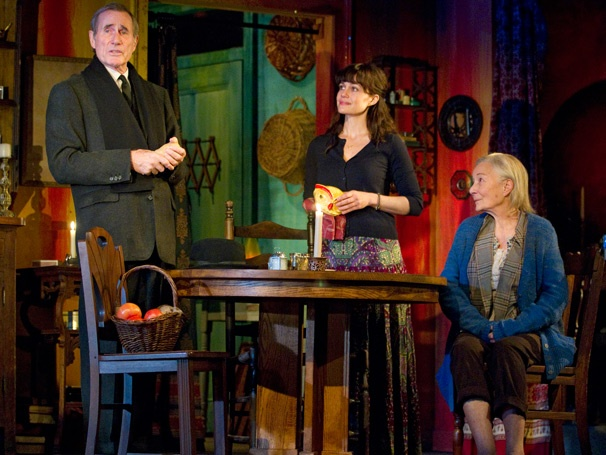 The Road to Mecca, Starring Rosemary Harris, Carla Gugino and Jim Dale, Opens on Broadway