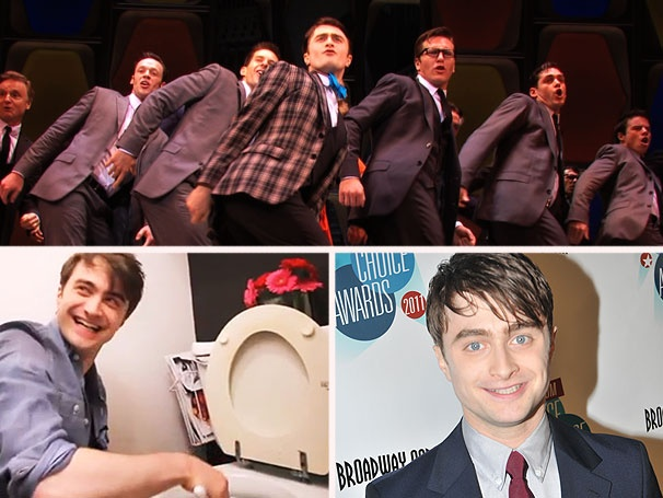Five Reasons Broadway.com Loves Star of the Year Daniel Radcliffe