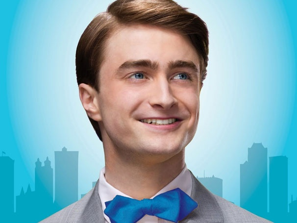 Fans Name Daniel Radcliffe 2011 Broadway.com Star of the Year