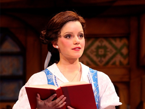 Beauty and the Beast Leading Lady Emily Behny on Auditioning on the Same Day As Her Wedding