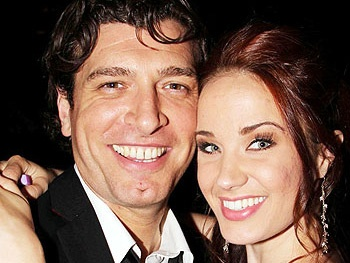 Rebecca Co-Stars Sierra Boggess and Tam Mutu Engaged in Real Life