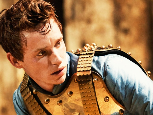 Eddie Redmayne on His London Stage Triumph in Richard II and Climbing the Barricades on Film in Les Miserables