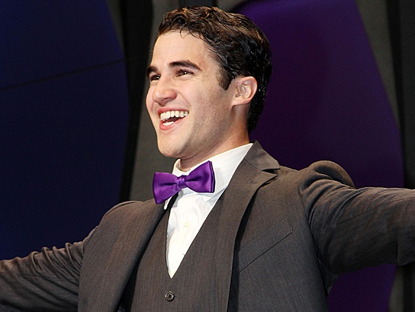 How to Succeed's Darren Criss and Beau Bridges Celebrate a Successful Broadway Debut