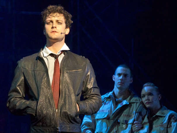 First Look at the Extraordinary Cast of the American Idiot Tour