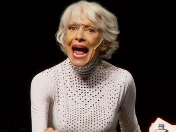 Look at the Old Girl Now, Fellas! Get a First Look at Carol Channing's New Documentary Larger Than Life