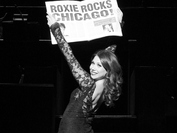 Bianca Marroquin Returns to Broadway's Chicago as Roxie Hart