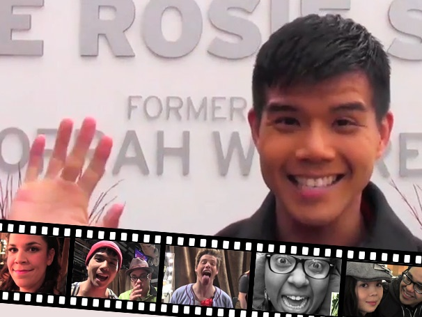 'Godspell' According to Telly Episode 9: Leung and His Co-Stars Perform on The Rosie Show