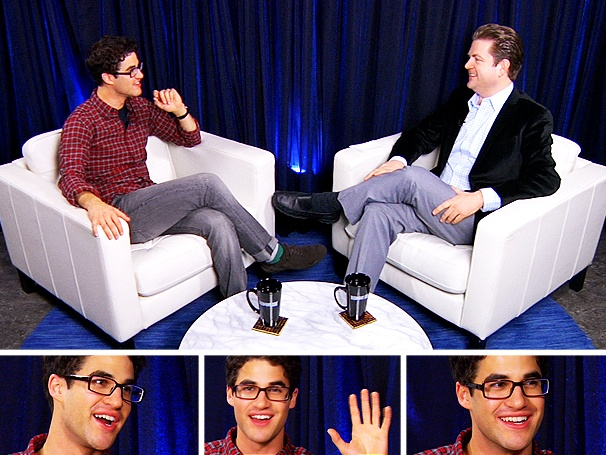 How to Succeed Star Darren Criss on Growing Up a Theater Geek, Missing the Big Hair and Breaking Hearts on Glee