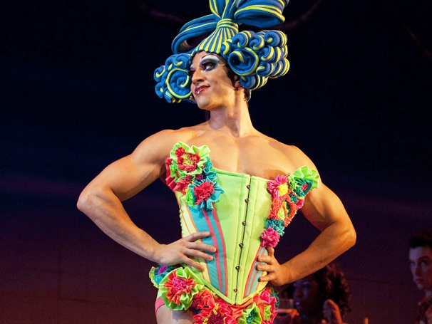 Nick Adams on Drag Tips, Diet Tricks and Making the Jump to Lead Actor in Priscilla Queen of the Desert