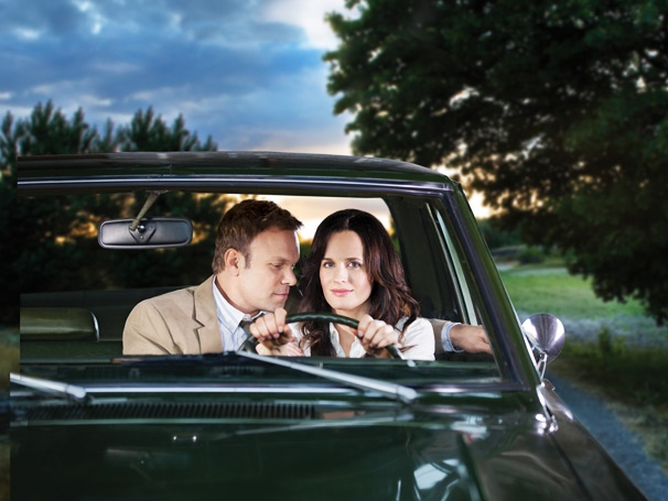 Tony Winner Norbert Leo Butz and Twilight's Elizabeth Reaser Get Behind the Wheel in How I Learned to Drive