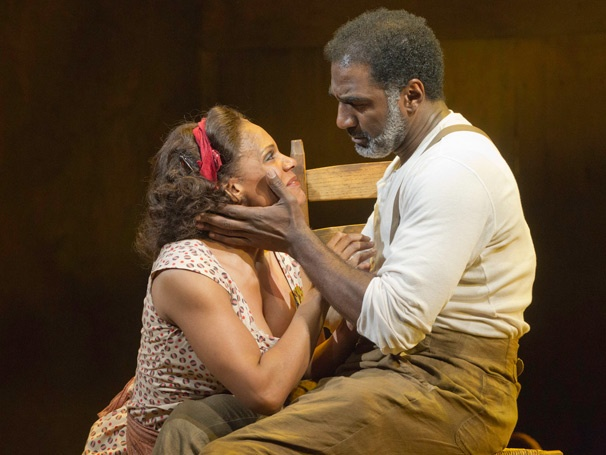 Porgy and Bess, Starring Audra McDonald and Norm Lewis, Opens on Broadway