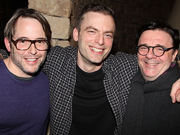 Matthew Broderick, Nathan Lane & More Welcome Justin Kirk to Other Desert Cities