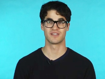 Watch How to Succeed's Darren Criss Describe His 'Poetic' Meeting With Daniel Radcliffe