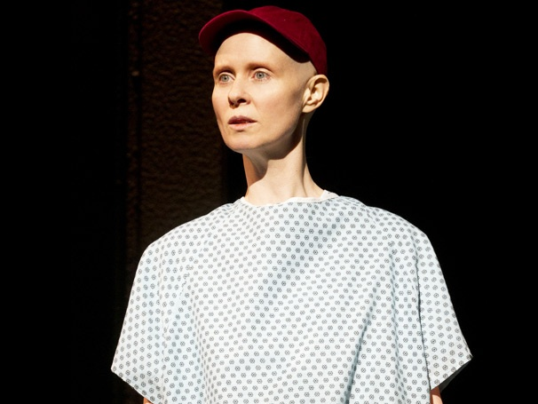 First Look at Broadway's Wit, Starring Cynthia Nixon