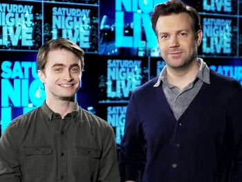 Watch Daniel Radcliffe as He Prepares to Host Saturday Night Live