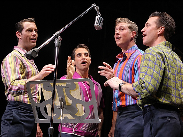 Oh, What a Night! Jersey Boys Begins Performances in Portland