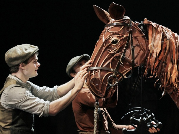 Get a First Look at War Horse's New Leading Man, Andrew Durand