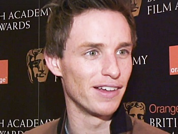 Eddie Redmayne On His Les Miserables 'Love-In' With Amanda Seyfried and Helena Bonham Carter