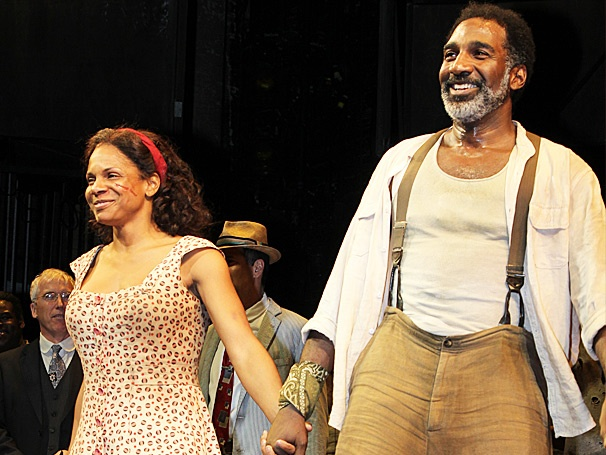 Audra McDonald, Norm Lewis, David Alan Grier & More Share the Love at the Opening of Porgy and Bess