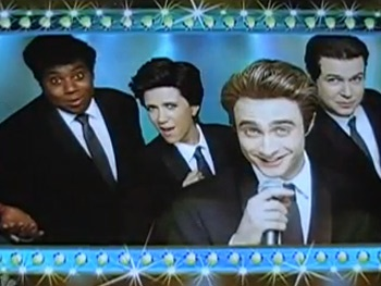 Daniel Radcliffe Parodies Jersey Boys in SNL 'Delaware Fellas' Skit