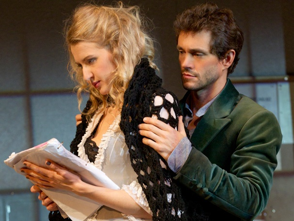 Tickets Now on Sale for Venus In Fur Broadway Transfer, Starring Nina Arianda & Hugh Dancy