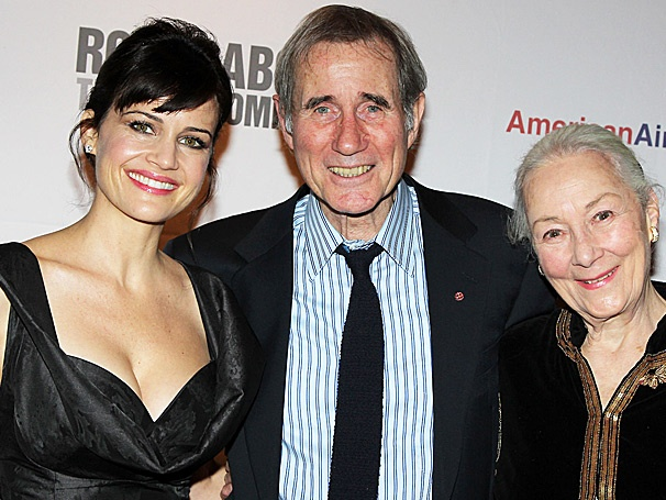 Rosemary Harris, Carla Gugino and Jim Dale Bask in the Opening Night Glow at The Road to Mecca