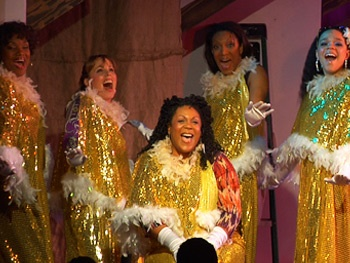 Sing and Shout! Get an Earful with the Cast of Sistas: the Musical