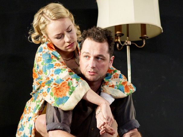 A Sizzling First Look at Off-Broadway's Look Back in Anger, Starring Matthew Rhys