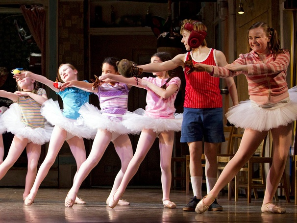 Tony-Winning Musical Billy Elliot Dances into Louisville