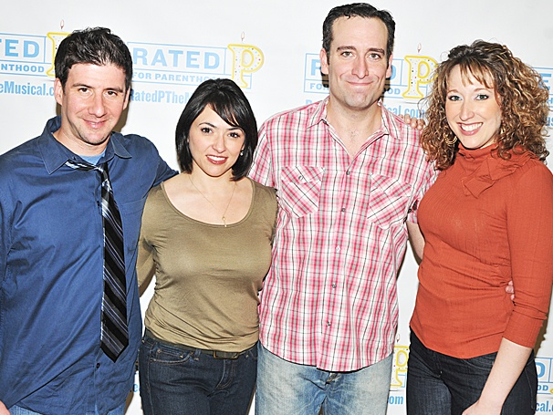 Musical Comedy Rated P For Parenthood Opens at Off-Broadway's Westside Theatre