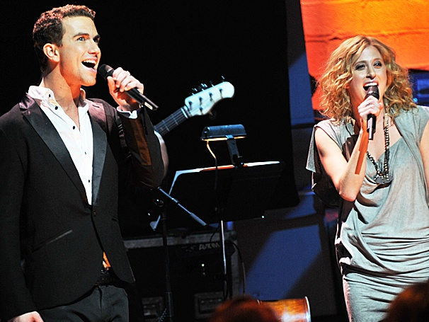 Caissie Levy, Richard Fleeshman & More Bring the Sexy, Supernatural Ghost to Broadway