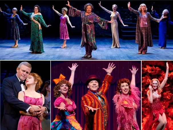 Weekend Poll: Which Follies Star Most Deserves a Tony Nomination?
